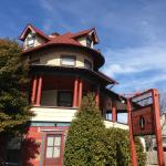 Dr. Jim B and Sally spent a romantic weekend in a Queen Anne Victorian B&B by the sea!