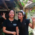 Our friendly staff
