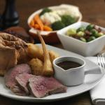 Roast Beef is a Firm Favourite