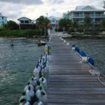 Foto de Compass Point Dive Resort