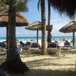 Foto de Sandos Playacar Beach Experience Resort