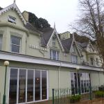 Extended part of Fishguard Bay Hotel