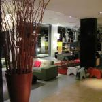 Great ambience at CitizenM (12/Feb/15).
