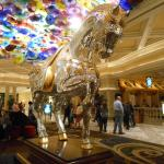 The horse called Bellagio
