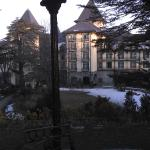 Wildflower Hall, Shimla in the Himalayas resmi