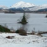 View of Loch Awe