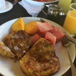 Delectable French Toast- yum