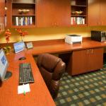 24-Hour Business Center an Library with 2 workstations for your convenience