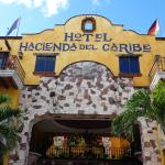 Photo de Hotel Hacienda del Caribe