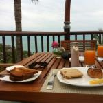 Breakfast with great view ����