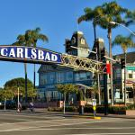 The New Carlsbad street sign! [MWYoung Photo]