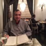 Sunday Valentine's Day brunch at The Plume, The Jefferson Hotel