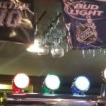 Bar, Bud Light, Decor Smitty's Restaurant & Lounge  |  1601 Main St S, Dauphin, Manitoba, Canada