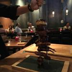 Japanese Skewers at Toro Toro