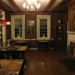 One Historic Dining Room area