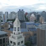 view from 17th floor