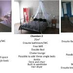 Features of our bedrooms