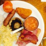 English breakfast !!