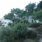 Other bungalows near the sea