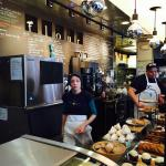 MIT atmosphere and terrific bakery