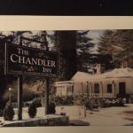 Polaroid of the Chandler Inn