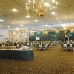 Econolodge Grand Ballroom event area