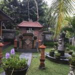 The entrance to he Homestay
