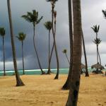 Beach on a Stormy Day