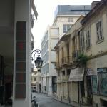 Central Hotel Athens Foto