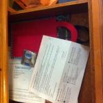 this was what we found in the drawers!!!