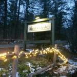 Timberholm Inn at Christmas