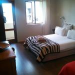 Our spacious and lovely room