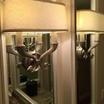 Cool Mirror with lamp