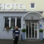Photo de Hotel Spalentor Basel