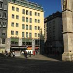 Hotel Am Stephansplatz resmi
