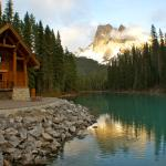 Lake Emerald Lake Resort