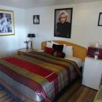 The Marilyn Monroe room.