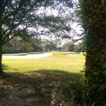 Golf Course from the Gazebo