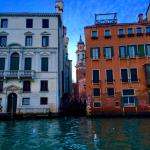 5 minute walk to grand canal with amazing views from our gondola