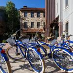 Bike around Telluride on The River Club's Cruisers