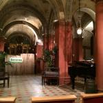 Concert space at St Mark's