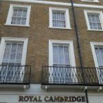 The Royal Cambridge Hotel Foto