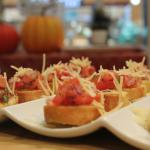 Appetizers- Bruschetta