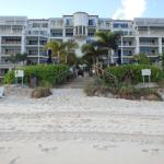 The Regent Grand from Grace Bay