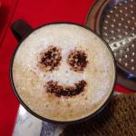 Pascal makes THE BEST cappuccino!