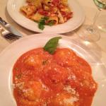 The Ravioli at Zi'ntonio Restaurant in town are a MUST!