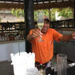 Miguel the bartender