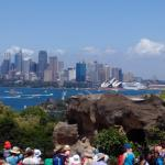 Sydney from the Zoo.