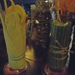 Tiki-style cocktails at Latitude 29 restaurant/bar