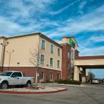 Foto de Holiday Inn Express Hotel & Suites Shamrock North